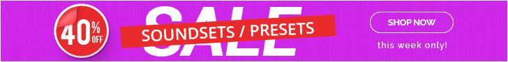 40-presets-sale