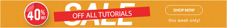 40-tutorials-sale