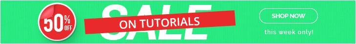 50-tutorials-sale