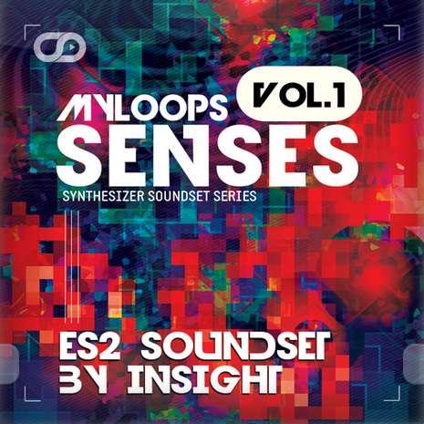 Senses Volume 1 (ES2 Soundset by Insight)
