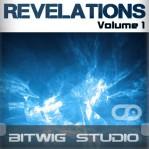 Revelations Volume 1 (Static Blue) (Bitwig Studio Template)