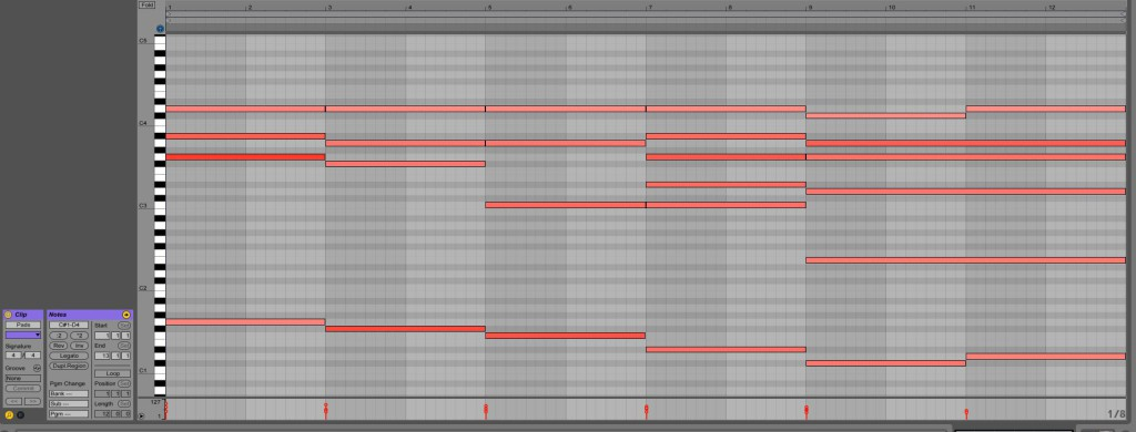 chord-sequence
