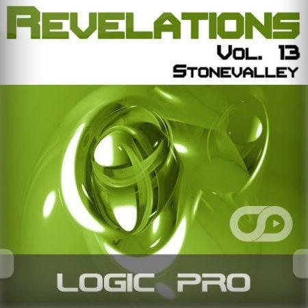 Revelations Volume 13 (Stonevalley) (Logic Pro Template)