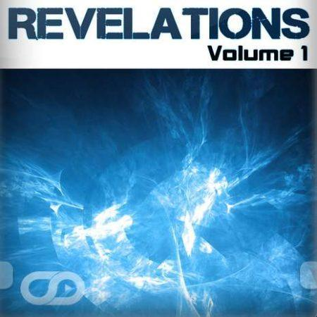 Revelations Volume 1 (Static Blue) (Template Bundle)