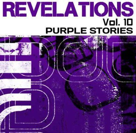 Revelations Volume 10 (Purple Stories) (Template Bundle)