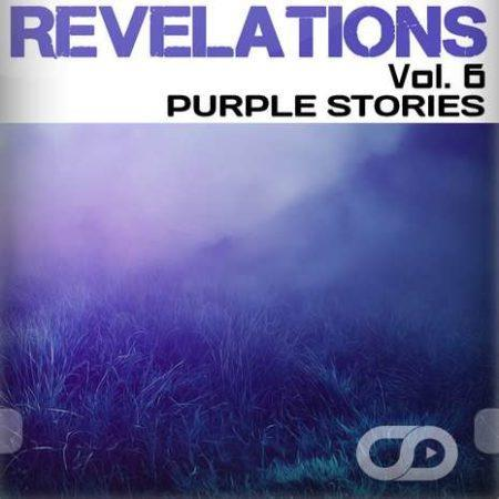 Revelations Volume 6 (Purple Stories) (Template Bundle)