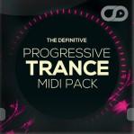 Definitive Progressive Trance MIDI Pack
