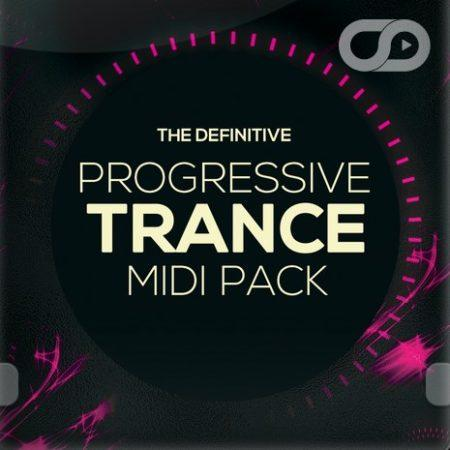 Definitive Progressive Trance MIDI Pack (With Ableton Live Projects)