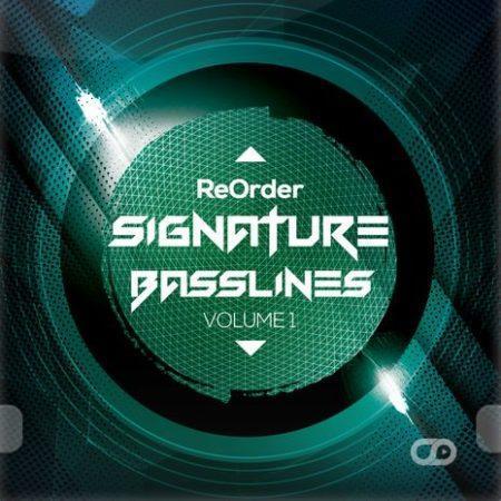 ReOrder Signature Basslines Volume 1
