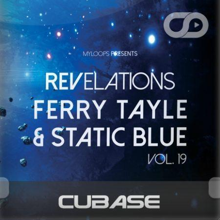 Revelations Volume 19 (Ferry Tayle & Static Blue) (Cubase Template)