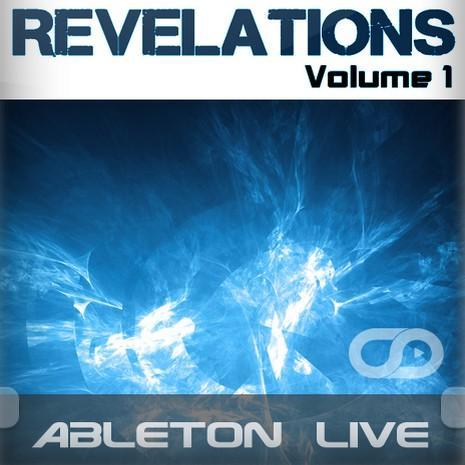 Revelations Volume 1 (Static Blue) (Ableton Live)
