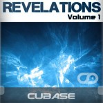 Revelations Volume 1 (Static Blue) (Cubase Template)