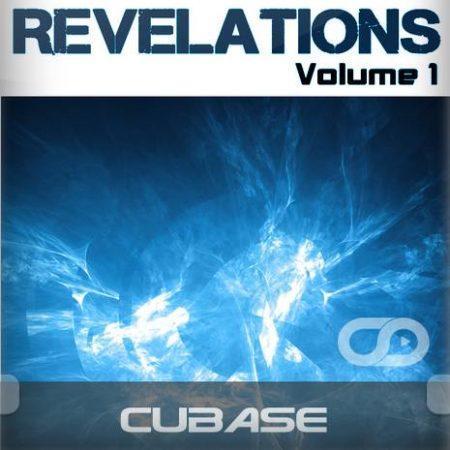 Revelations Volume 1 (Static Blue) (Cubase Template)