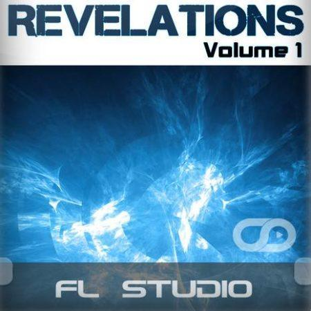 Revelations Volume 1 (Static Blue) (FL Studio Template)