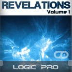 Revelations Volume 1 (Static Blue) (Logic Pro Template)