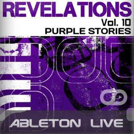 Revelations Volume 10 (Purple Stories) (Ableton Live Template)