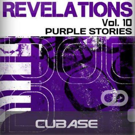 Revelations Volume 10 (Purple Stories) (Cubase Template)