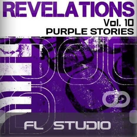 Revelations Volume 10 (Purple Stories) (FL Studio Template)
