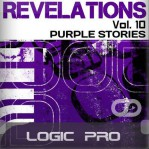Revelations Volume 10 (Purple Stories) (Logic Pro Template)