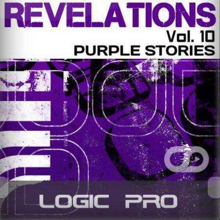 Revelations Volume 10 (Purple Stories) (Logic Pro Template)