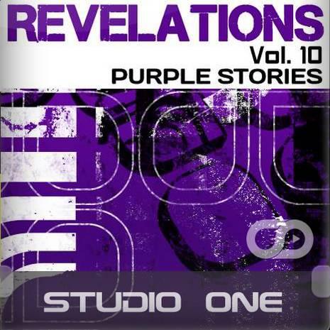 Revelations Volume 10 (Purple Stories) (Studio One Template)