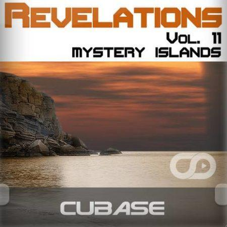 Revelations Volume 11 (Mystery Islands) (Cubase Template)