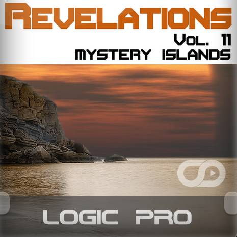 Revelations Volume 11 (Mystery Islands) (Logic Pro Template)