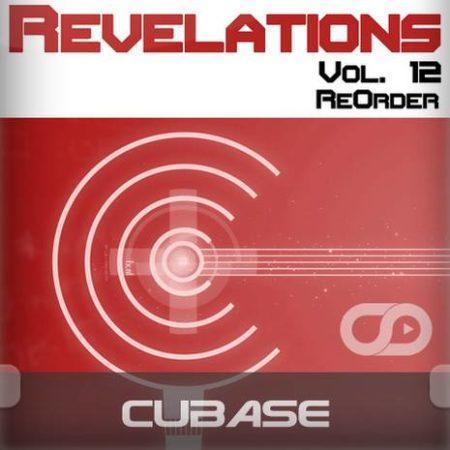 Revelations Volume 12 (ReOrder) (Cubase Template)