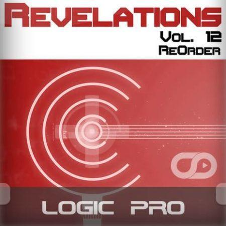 Revelations Volume 12 (ReOrder) (Logic Pro Template)