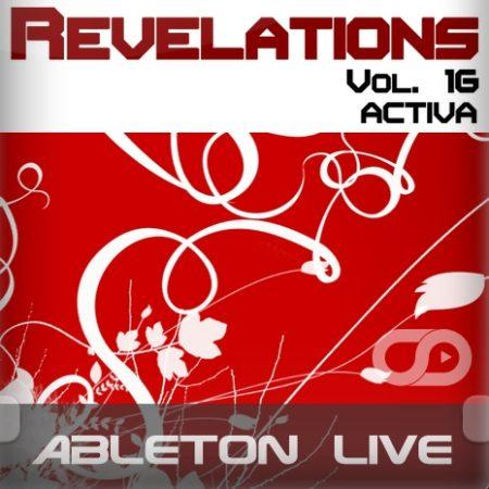 Revelations Volume 16 (Activa) (Ableton Live Template)