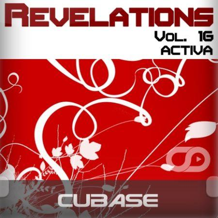 Revelations Volume 16 (Activa) (Cubase Template)
