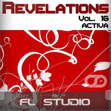Revelations Volume 16 (Activa) (FL Studio Template)