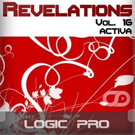 Revelations Volume 16 (Activa) (Logic Pro Template)