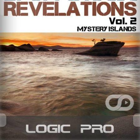 Revelations Volume 2 (Mystery Islands) (Logic Pro Template)