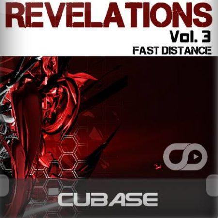 Revelations Volume 3 (Fast Distance) (Cubase Template)