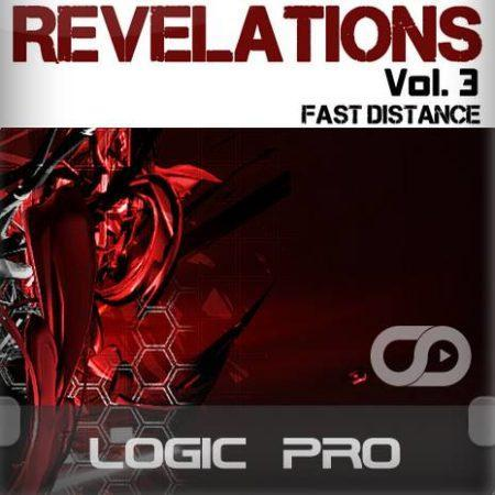 Revelations Volume 3 (Fast Distance) (Logic Pro Template)