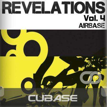 Revelations Volume 4 (Airbase) (Cubase Template)