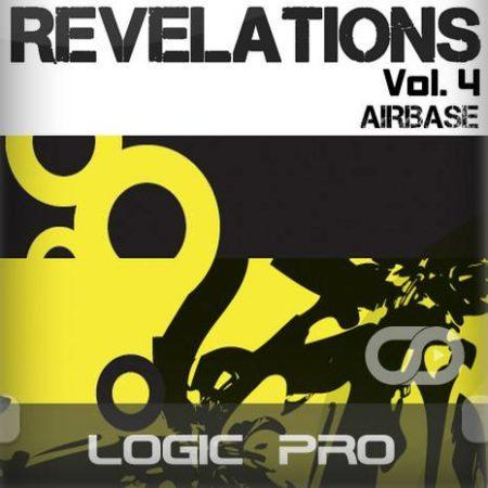 Revelations Volume 4 (Airbase) (Logic Pro Template)