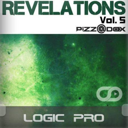 Revelations Volume 5 (Pizz@dox) (Logic Pro Template)
