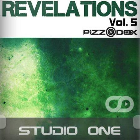 Revelations Volume 5 (Pizz@dox) (Studio One Template)