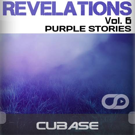 Revelations Volume 6 (Purple Stories) (Cubase Template)