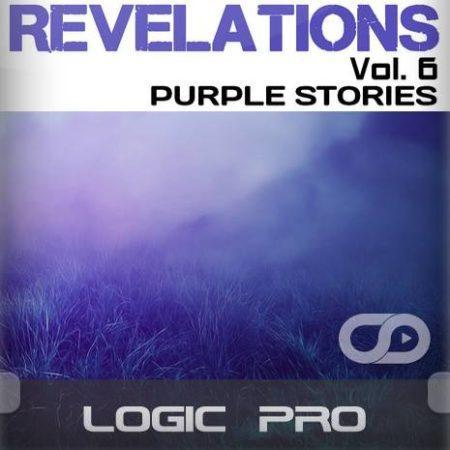 Revelations Volume 6 (Purple Stories) (Logic Pro Template)