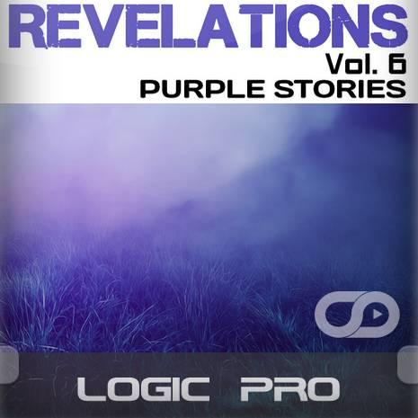 Revelations Volume 6 (Purple Stories) (Logic Pro Template)