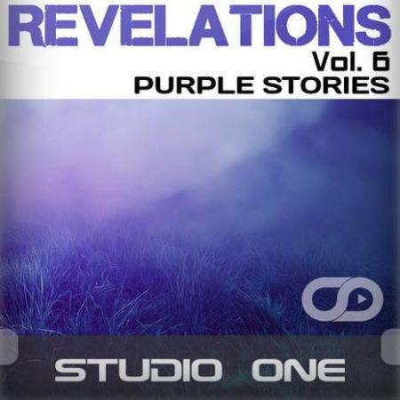Revelations Volume 6 (Purple Stories) (Studio One Template)