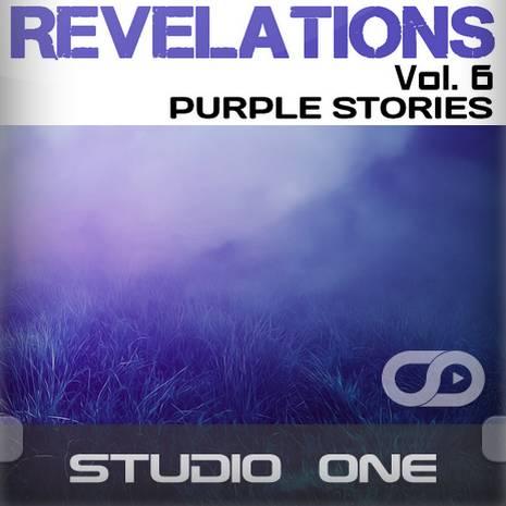 Revelations Volume 6 (Purple Stories) (Studio One Template)
