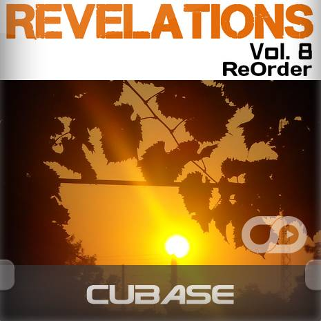 Revelations Volume 8 (ReOrder) (Cubase Template)