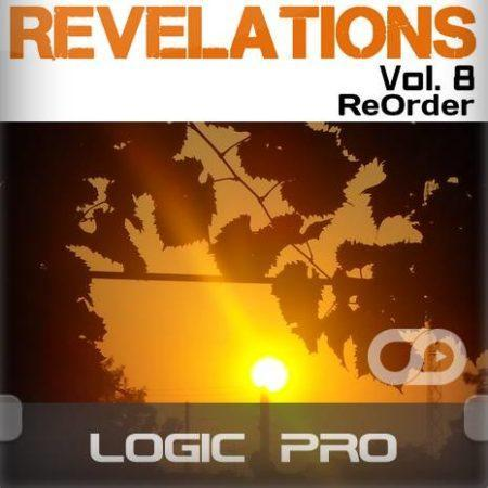 Revelations Volume 8 (ReOrder) (Logic Pro Template)