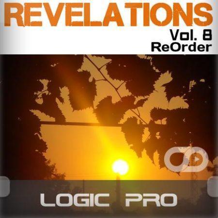 Revelations Volume 8 (ReOrder) (Logic Pro Template)