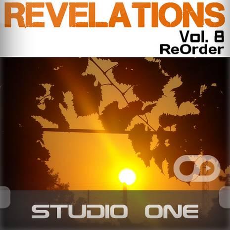 Revelations Volume 8 (ReOrder) (Studio One Template)