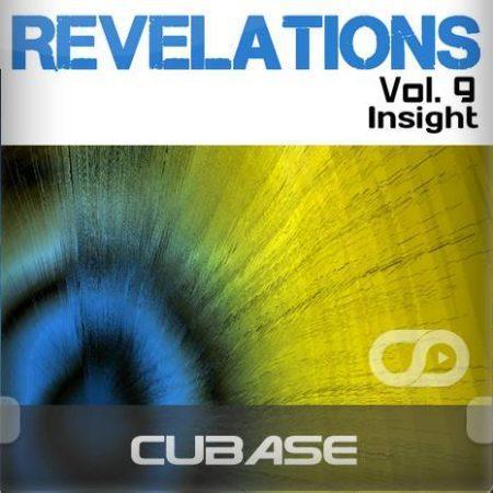 Revelations Volume 9 (Insight) (Cubase Template)
